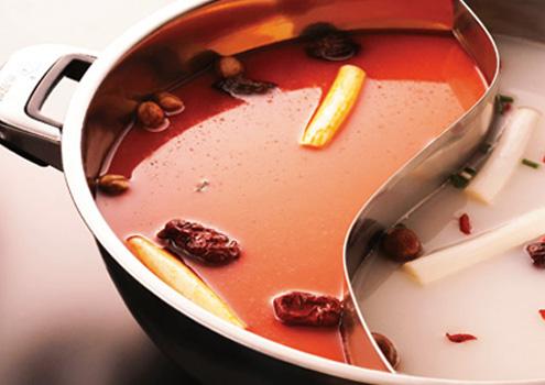 紅白薬膳スープ